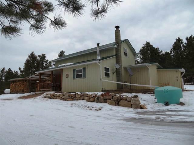 25693 Antelope Road, Custer, SD 57735 (MLS #67084) :: Dupont Real Estate Inc.