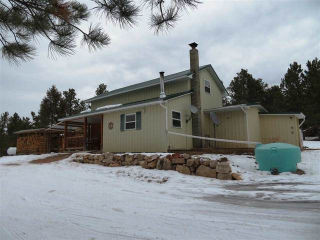 25693 Antelope Road, Custer, SD 57735 (MLS #67084) :: Black Hills SD Realty