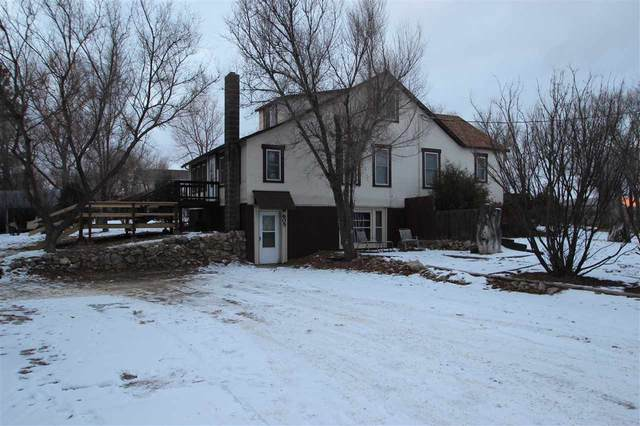 605 W 3rd Street, Buffalo, SD 57720 (MLS #67146) :: Black Hills SD Realty