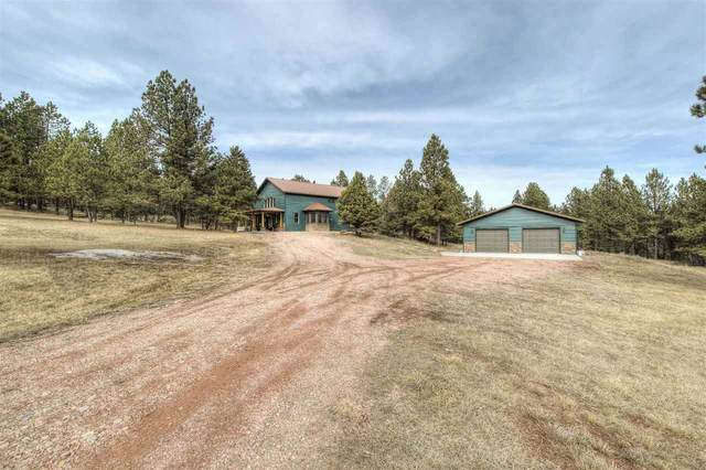 11800 Canyon Rim Ranch, Custer, SD 57730 (MLS #67460) :: Christians Team Real Estate, Inc.