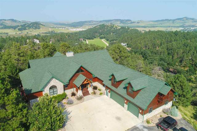 11943 Oak Drive, Whitewood, SD 57793 (MLS #67588) :: Christians Team Real Estate, Inc.