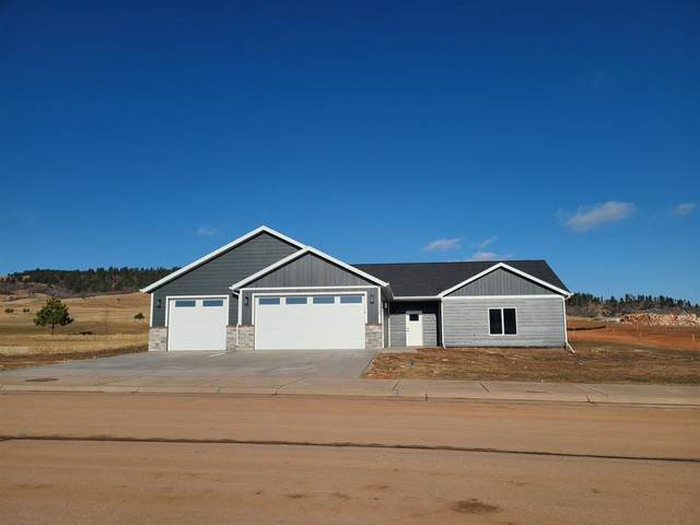 7920 Duke Parkway, Spearfish, SD 57783 (MLS #67614) :: Black Hills SD Realty