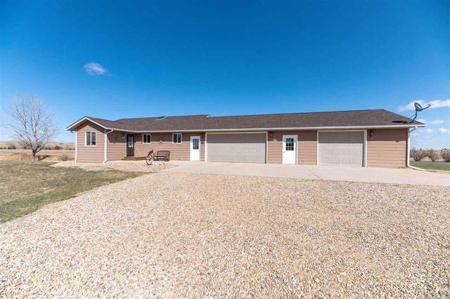 10698 Highway 34, Belle Fourche, SD 57717 (MLS #67642) :: Christians Team Real Estate, Inc.