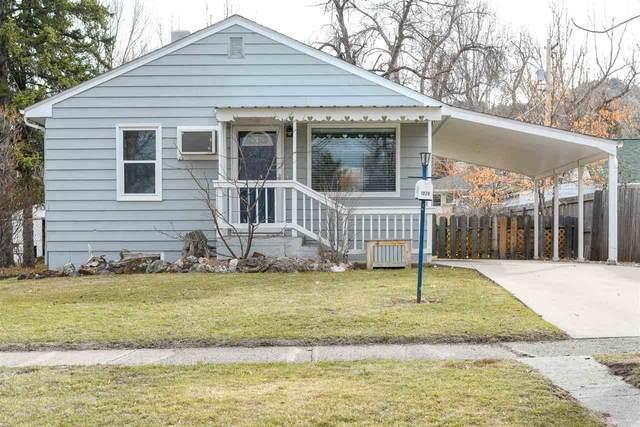 1020 N 7th Street, Spearfish, SD 57783 (MLS #67719) :: Black Hills SD Realty