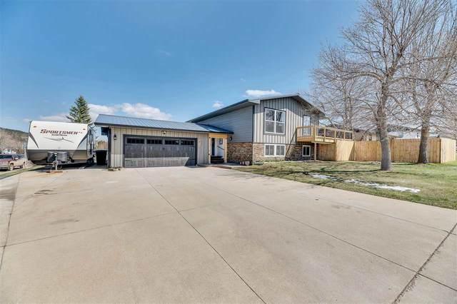 1414 Whitetail Drive, Sturgis, SD 57785 (MLS #68014) :: Black Hills SD Realty