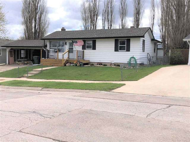 1214 Todd Street, Belle Fourche, SD 57717 (MLS #68202) :: Black Hills SD Realty