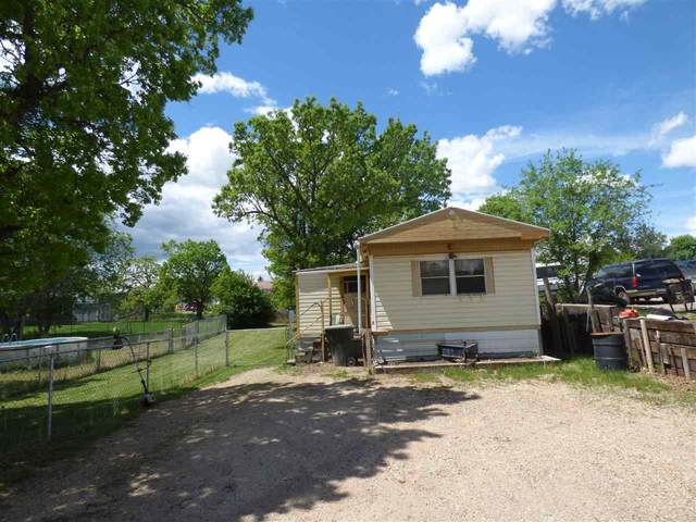 9 N 10th Avenue, Belle Fourche, SD 57717 (MLS #68493) :: Dupont Real Estate Inc.