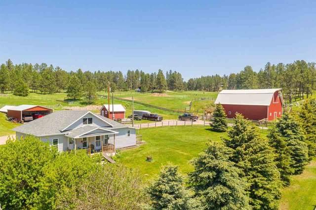 11938 Highway 16, Custer, SD 57730 (MLS #68719) :: Dupont Real Estate Inc.