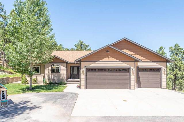 11621 High Valley Drive, Rapid City, SD 57702 (MLS #68728) :: Daneen Jacquot Kulmala & Steve Kulmala