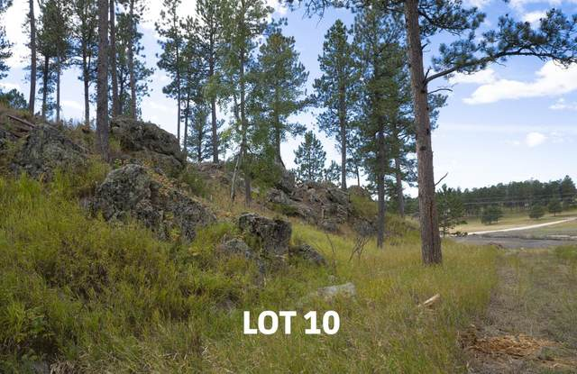 Lot 10 Other, Custer, SD 57730 (MLS #68770) :: Christians Team Real Estate, Inc.