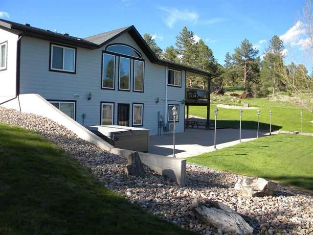 12327 Beaver Den Drive, Custer, SD 57730 (MLS #68911) :: Daneen Jacquot Kulmala & Steve Kulmala