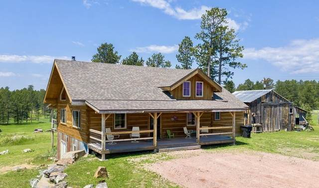 12221 Sunset Lane, Custer, SD 57730 (MLS #69092) :: Christians Team Real Estate, Inc.