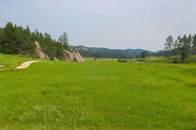 Tract 11 Sidney Trail, Custer, SD 57730 (MLS #69096) :: Daneen Jacquot Kulmala & Steve Kulmala