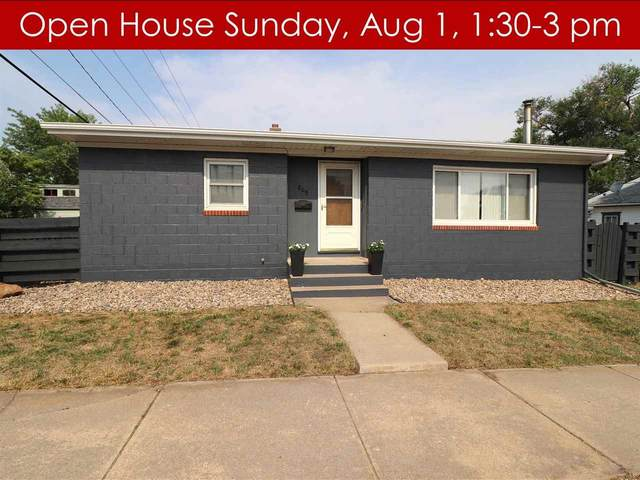 809 4th Street, Rapid City, SD 57701 (MLS #69292) :: Dupont Real Estate Inc.