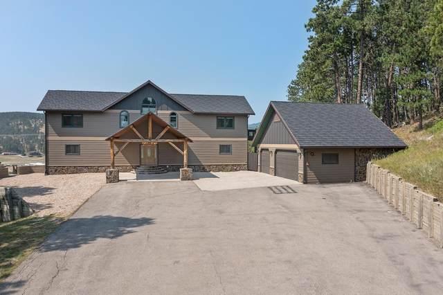 8207 Blucksberg Mountain Road, Sturgis, SD 57785 (MLS #69448) :: VIP Properties