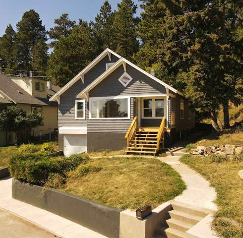 714 Ridge Road, Lead, SD 57754 (MLS #69754) :: Black Hills SD Realty
