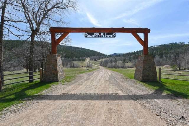 Lot 14 Two Bit Road, Sturgis, SD 57785 (MLS #47651) :: Dupont Real Estate Inc.