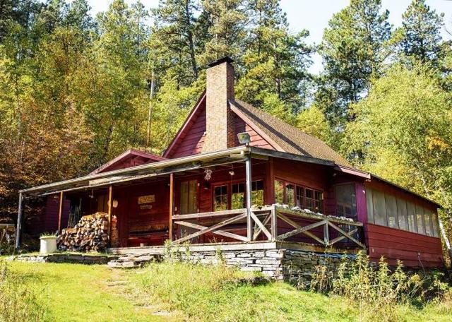 24370 Playhouse Rd, Keystone, SD 57751 (MLS #57332) :: Christians Team Real Estate, Inc.