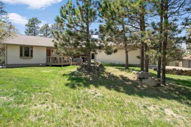 8254 S Blucksberg Mountain, Sturgis, SD 57785 (MLS #58678) :: Christians Team Real Estate, Inc.
