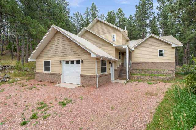 24664 Iron Mountain Road, Keystone, SD 57751 (MLS #62292) :: Dupont Real Estate Inc.