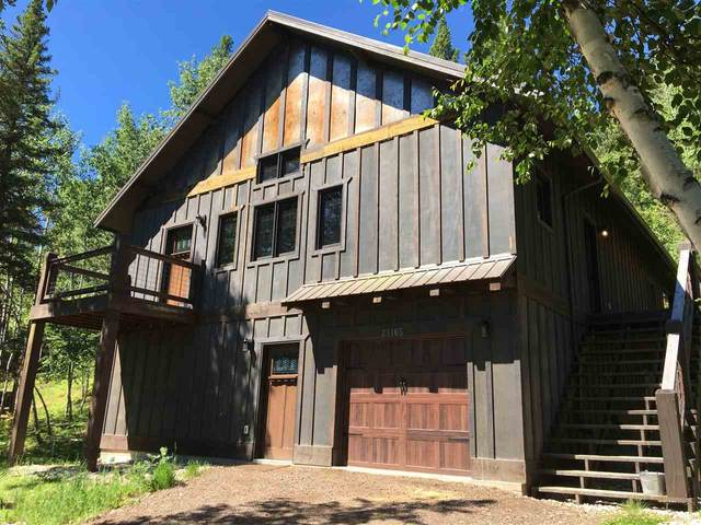 21165 Gilded Mountain Road, Lead, SD 57754 (MLS #62657) :: Christians Team Real Estate, Inc.