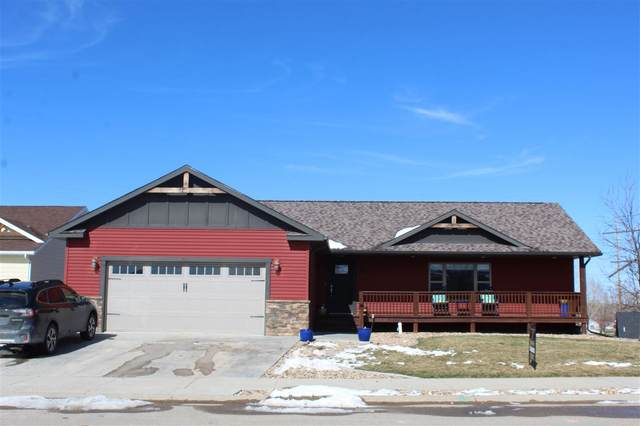 4026 Ward Avenue, Spearfish, SD 57783 (MLS #64136) :: Christians Team Real Estate, Inc.