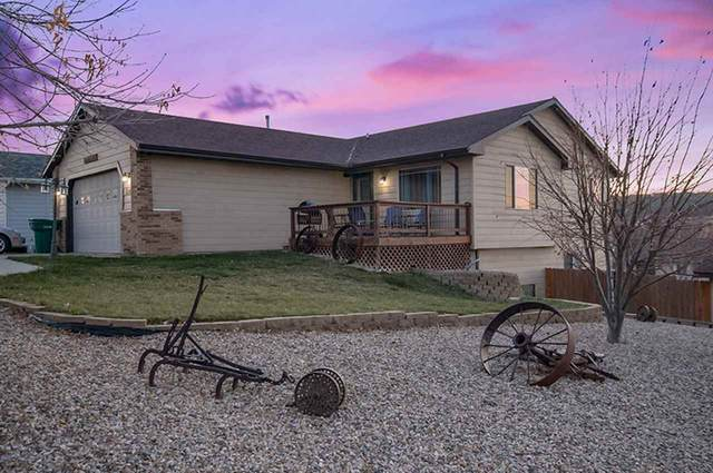2303 Hillside Drive, Sturgis, SD 57785 (MLS #66225) :: Dupont Real Estate Inc.