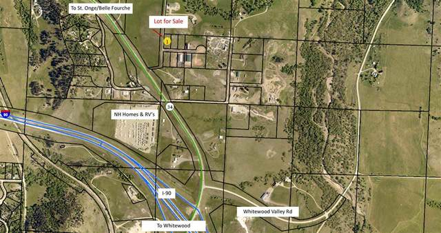 Lot 1 Industry Place, Whitewood, SD 57793 (MLS #68529) :: Dupont Real Estate Inc.