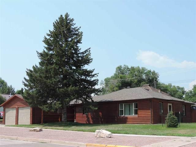 1706 Lincoln Avenue, Hot Springs, SD 57747 (MLS #69274) :: Daneen Jacquot Kulmala & Steve Kulmala