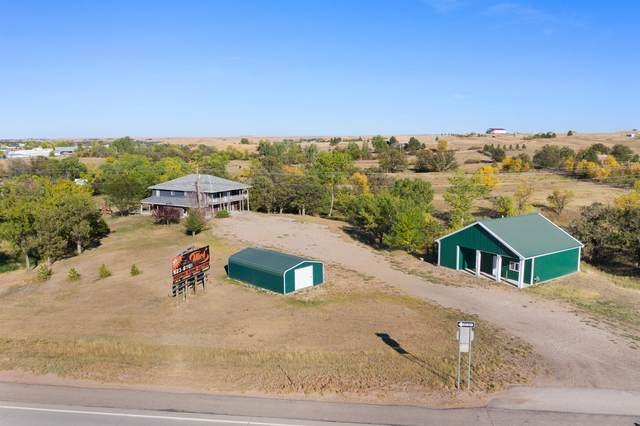 19070 Highway 85, Belle Fourche, SD 57717 (MLS #69879) :: Dupont Real Estate Inc.