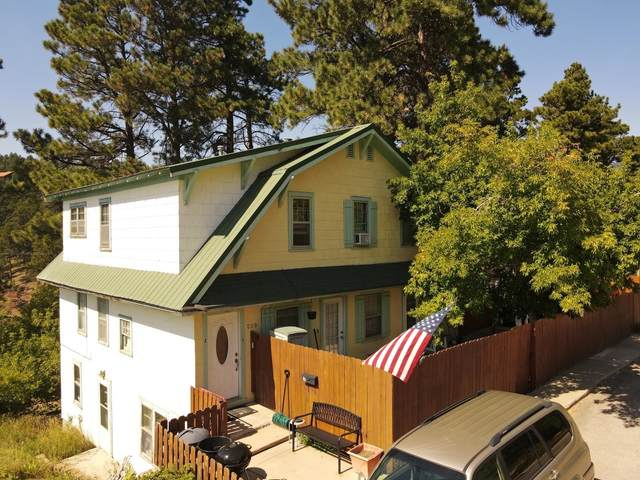 209 Terraville Avenue, Lead, SD 57754 (MLS #70004) :: Dupont Real Estate Inc.
