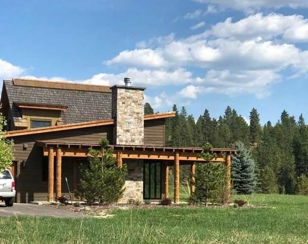 63 Wilderness Lodge Rd., Eureka, MT 59917 (MLS #62120) :: VIP Properties