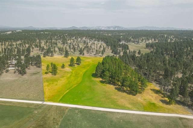 TBD Fox Ridge Road, Custer, SD 57730 (MLS #65717) :: Christians Team Real Estate, Inc.