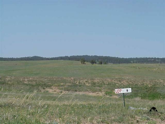Lot 6 Lindsey Loop, Hermosa, SD 57744 (MLS #53060) :: Christians Team Real Estate, Inc.