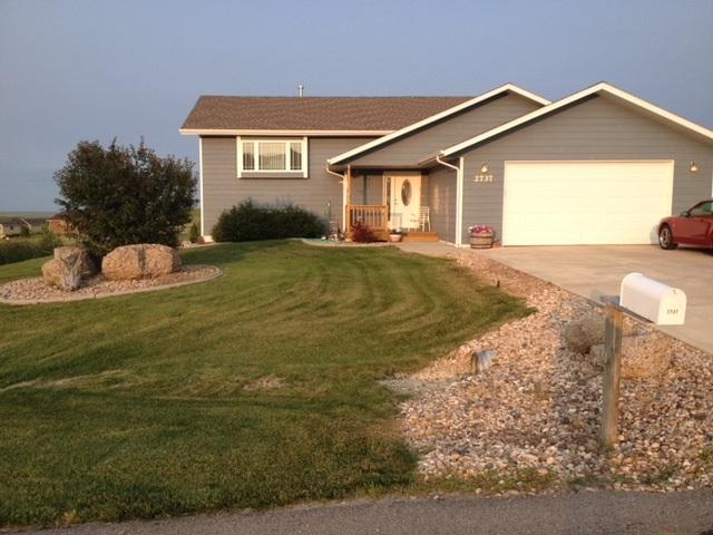 2737 Wildhorse Drive, Rapid City, SD 57703 (MLS #57780) :: Christians Team Real Estate, Inc.