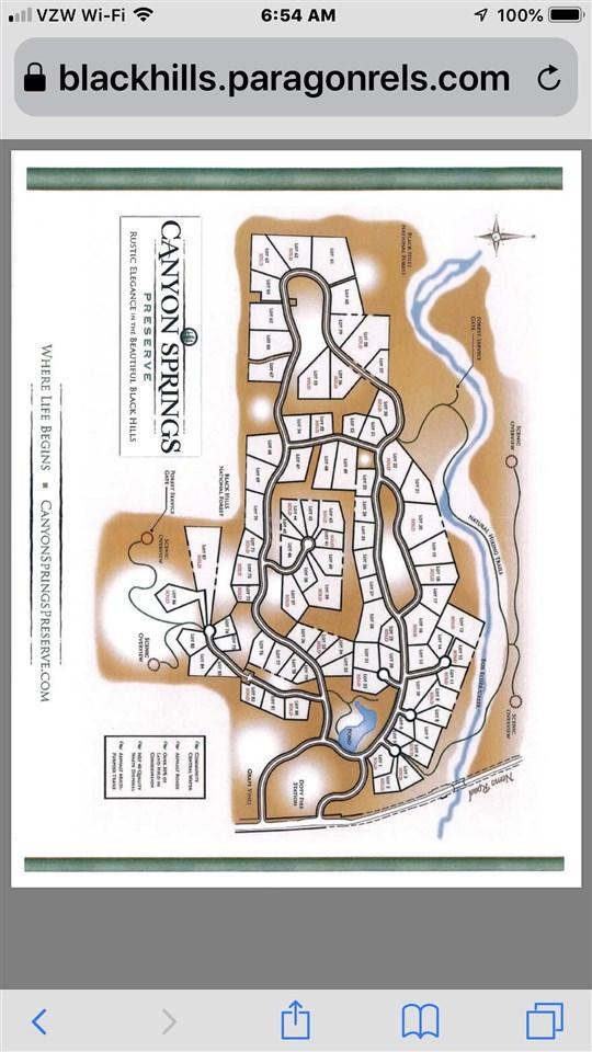 Lot 54 Spotted Fawn, Rapid City, SD 57702 (MLS #60560) :: Christians Team Real Estate, Inc.
