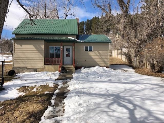 1017 Oak St, Whitewood, SD 57793 (MLS #60806) :: VIP Properties