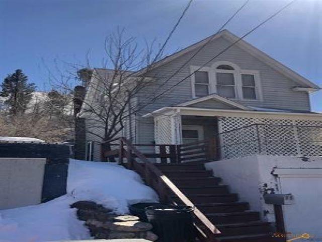 85 Stewart Street, Deadwood, SD 57732 (MLS #61284) :: Dupont Real Estate Inc.