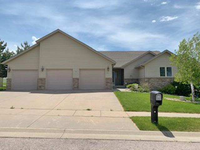 607 Silverleaf Drive, Spearfish, SD 57783 (MLS #61879) :: Dupont Real Estate Inc.