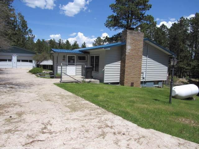 529 Leisenger Lane, Custer, SD 57730 (MLS #62683) :: Christians Team Real Estate, Inc.
