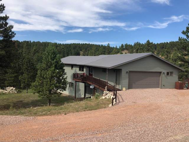 60 Marlin Trail, Sundance, WY 82729 (MLS #62730) :: Dupont Real Estate Inc.
