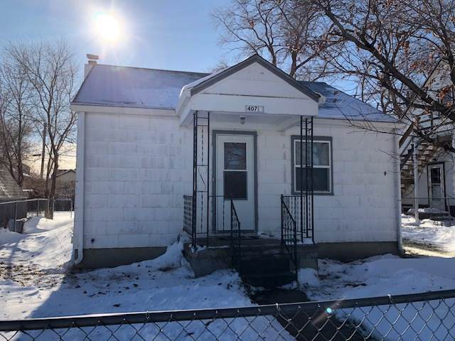 407 E Madison, Rapid City, SD 57701 (MLS #63215) :: Christians Team Real Estate, Inc.