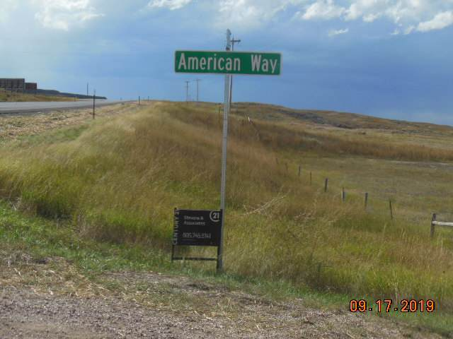 TBD American Way, Edgemont, SD 57735 (MLS #63321) :: Christians Team Real Estate, Inc.