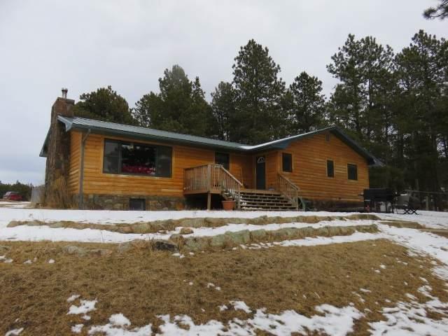 25711 Carroll Creek Road, Custer, SD 57730 (MLS #63697) :: VIP Properties