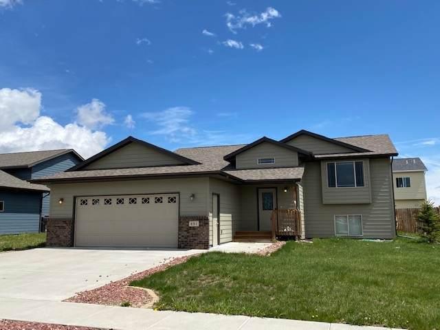 491 Sovereignty Lane, Box Elder, SD 57719 (MLS #64618) :: Christians Team Real Estate, Inc.