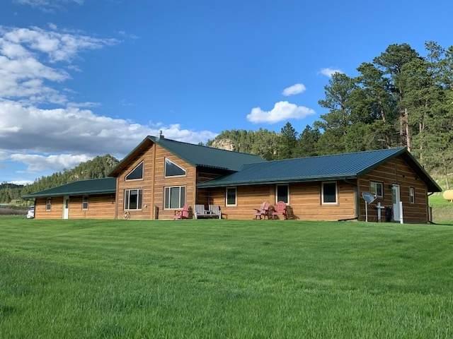 25898 Highway 385, Custer, SD 57730 (MLS #64769) :: Christians Team Real Estate, Inc.