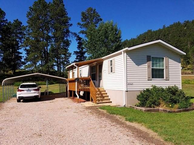 23767 Maggie Way, Rapid City, SD 57702 (MLS #65530) :: Dupont Real Estate Inc.