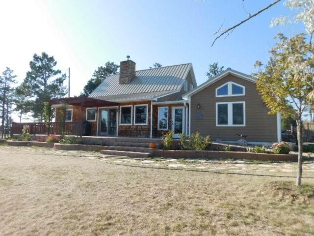 27930 Cascade Road, Hot Springs, SD 57747 (MLS #65959) :: VIP Properties