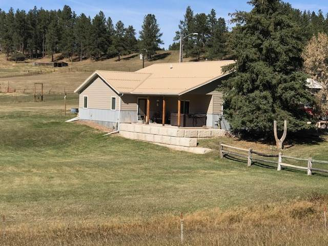 22075 Vanocker Canyon Road, NEMO, SD 57759 (MLS #66302) :: Christians Team Real Estate, Inc.