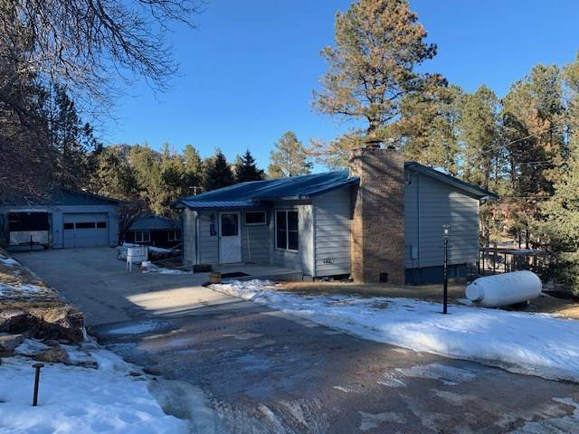 529 Leisenger Lane, Custer, SD 57730 (MLS #67493) :: Daneen Jacquot Kulmala & Steve Kulmala